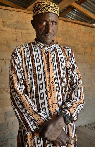 +Town Chief Samburia, Brima Kamara