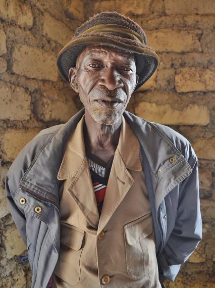 +Town Chief Tilikoro, Tamba Kamara